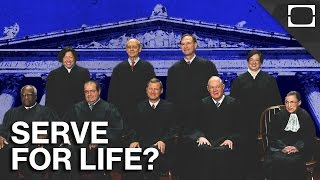 Why Supreme Court Justices Serve For Life