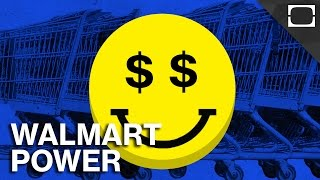 How Powerful Is Walmart?