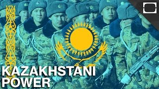 How Powerful Is Kazakhstan?