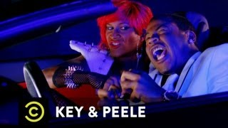 Key & Peele - Chris Brown & Rihanna Video