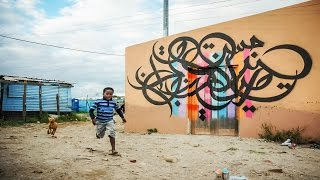 Street Art for Hope and Peace | eL Seed | TED Talks