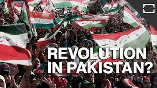 Is Pakistan on the Verge of a Revolution?