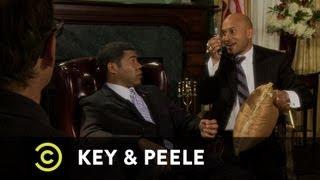 Key & Peele - Obama's Anger Translator - Therapy Session