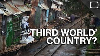 What Does 'Third World Country' Mean?