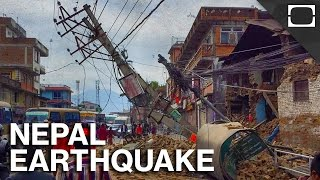 Why Nepal's Earthquake Was So Devastating