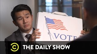 The Daily Show with Trevor Noah - America's Voting Machines Are F**ked