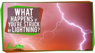 What Happens If You're Struck By Lightning?