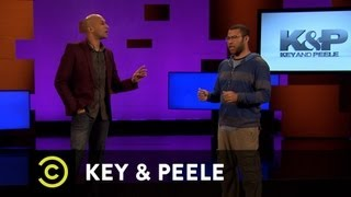 Key & Peele - Bitch with a Clipboard