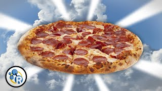 The Chemistry of Pizza - Reactions