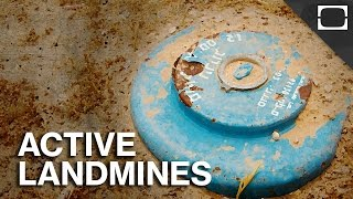 Which Countries Still Have Active Landmines?