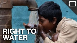 Is Water A Human Right?
