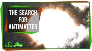 The Search for Antimatter