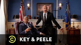 Key & Peele - Obama & Luther - Addressing the Critics - Uncensored
