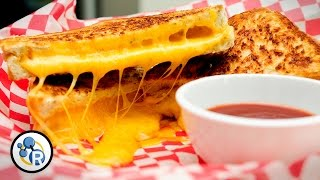 The Science of the Perfect Grilled Cheese Sandwich