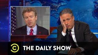 The Daily Show - Majority Retort