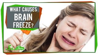 What Causes Brain Freeze?