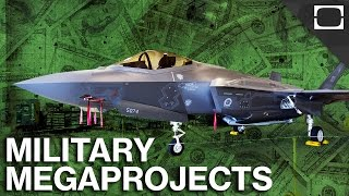 What Are The Most Expensive Military Mega-Projects?