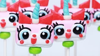 UNIKITTY SNICKERS POPS - NERDY NUMMIES