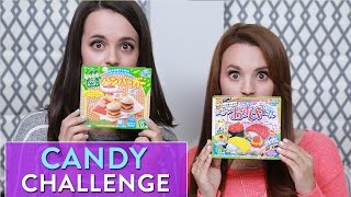 CANDY ASSEMBLY CHALLENGE!