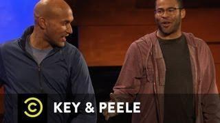 Key & Peele - Violent High-Fiving