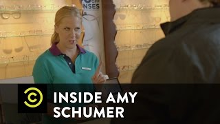 Inside Amy Schumer - Serial Killer Glasses Store