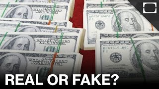 How Much Of Our Money Is Fake?