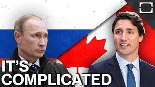 Canada And Russia's Complicated Alliance