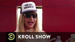Kroll Show - PubLIZity - Liz G.'s New Look