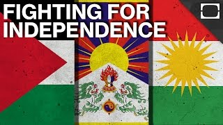Which Regions Are Fighting For Independence? Part 2