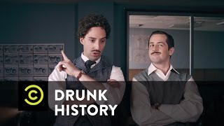 Drunk History - The Birth of Mickey Mouse